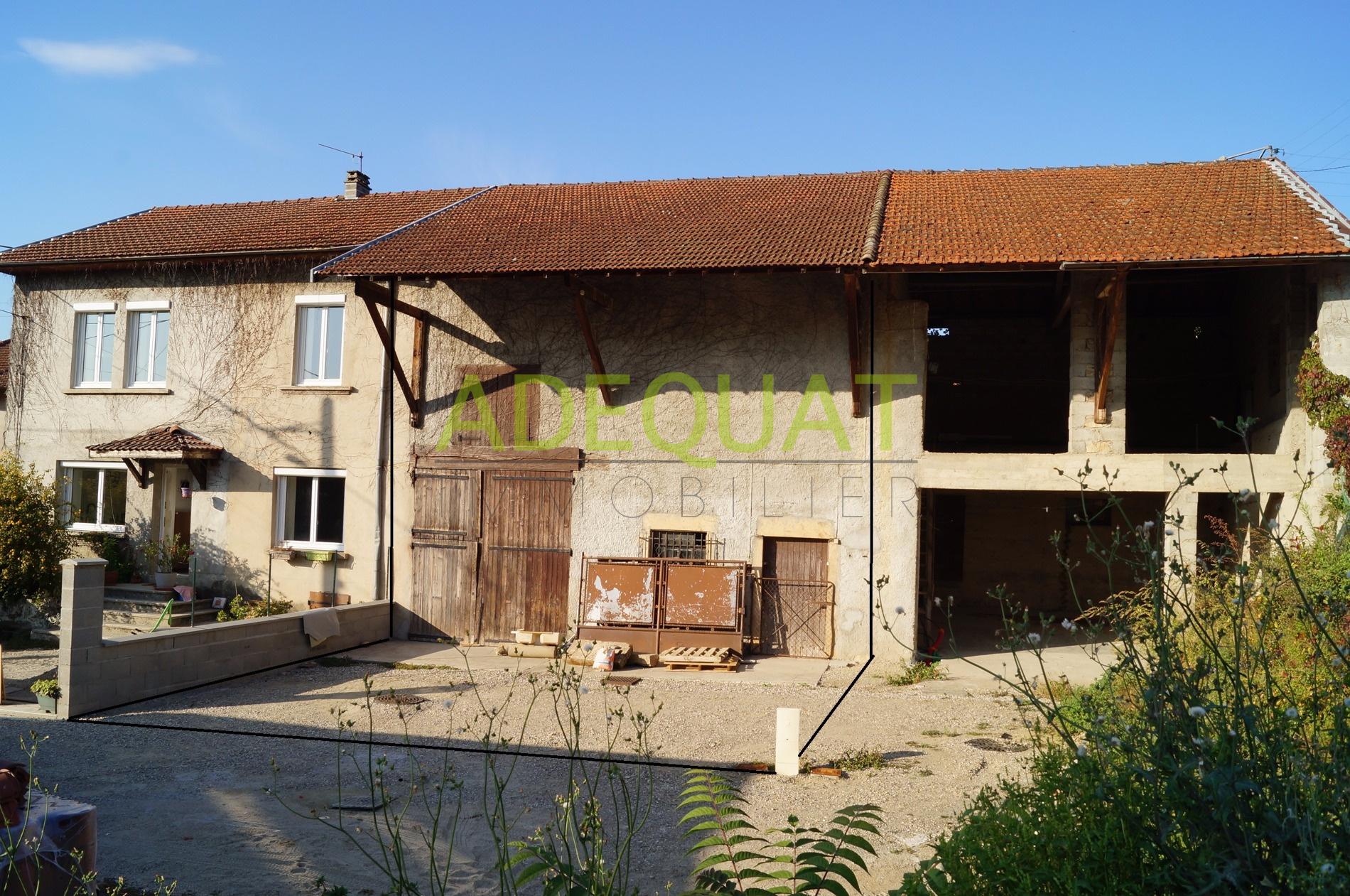Annonce vente maison bourgoin jallieu 38300 120 m 80 for Maison bourgoin jallieu