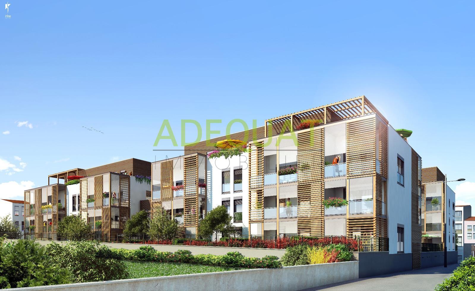 Achat logement neuf appartement neuf sur cessieu for Location appartement yverdon et environs