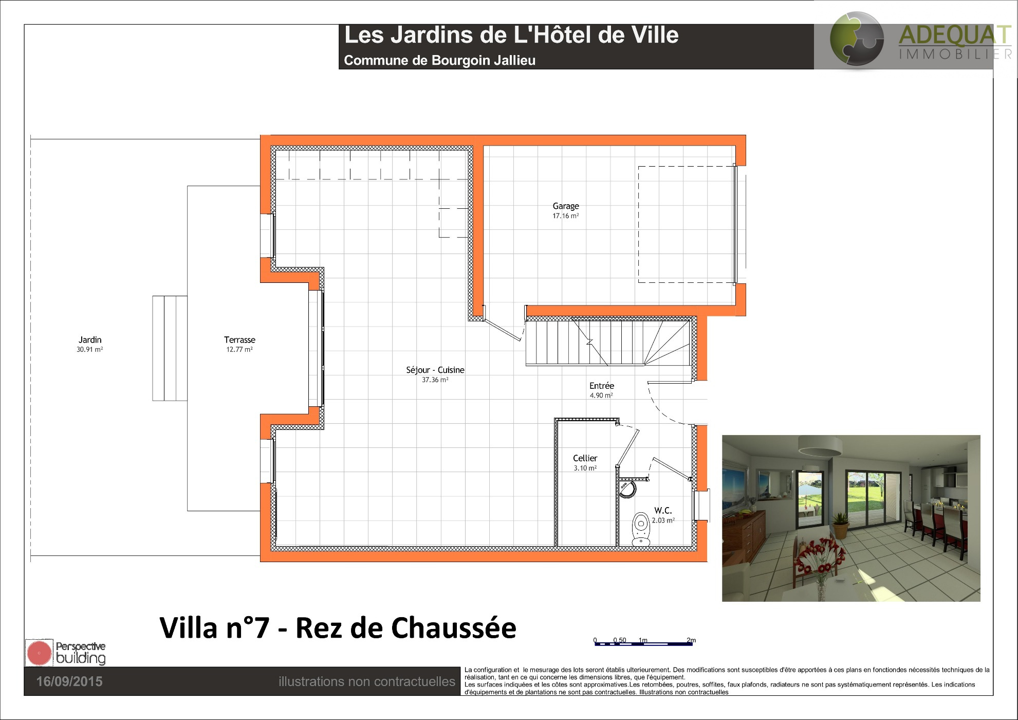 offres programmes neufs villa duplex t5 avec jardin garage et parking privatifs. Black Bedroom Furniture Sets. Home Design Ideas