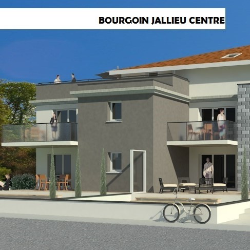 Immobilier neuf albigny sur saone bourgoin jallieu for Garage a bourgoin jallieu
